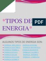 Tipos de Energia 2