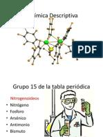 presentacion Química Descriptiva