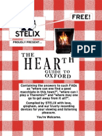 The HEARth guide to Oxford by Stavroula Kounadea and Felicity Ford AKA STELIX