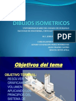 DIBUJOS ISOMETRICOS