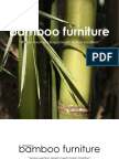 Bamboo project india