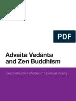 Deconstructive Modes of Inquiry Advaita Vedanta and Zen
