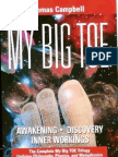 60996035 Thomas Campbell My Big Toe Book 1 Awakening PDF