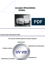 Espectroscopia UV Vis