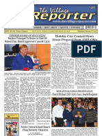 The Village Reporter - February 27th, 2013