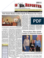 The Wauseon Reporter - February 27th, 2013