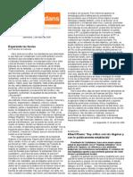 Newsletter Federación Barcelona C's 2008.05.02