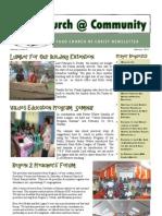 Tuao Newsletter February 2013