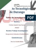 Recuperación de ordenadores portátiles Robados proyecto final pdf