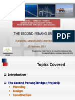 the second penang bridge