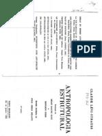 Claude Levi Strauss[1]. Antropologia Estrutural.pdf
