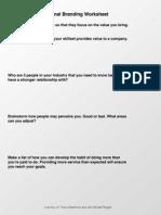 Personal Branding - Worksheet.pdf