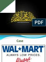 wal  mart case study