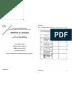 1995 Principles of Accounts