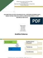 Análisis del entorno y Las 5 Fuerzas de Porter.pptx