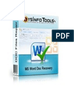 MS Word Doc Repair Software