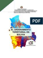 Ley de Ordenamiento Territorial en Bolivia