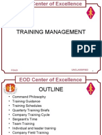 Application Letter Training Management Tools