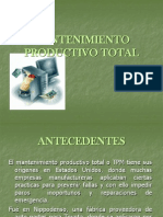 2.4 Mantenimiento Productivo Total