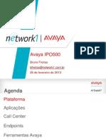 Avaya Ipo r8