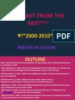 2000-2010 Decade Meem Hussain