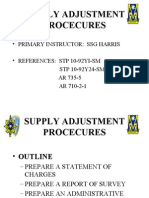 supply-adjustment-procedu