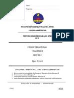 Account Kelantan P2 2012