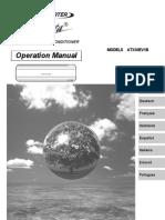 atx-e manual de operacion - español