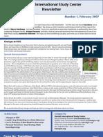 Newsletter1-2007