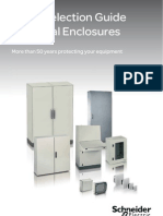 Universal Enclosures Quick Selection Guide-2011