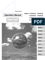 ft(y)n-d manual de operacion - español