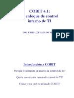 1 - Curso COBIT - Introduccion