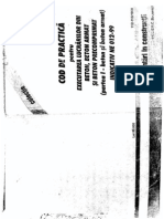 Normativ NE 012-99