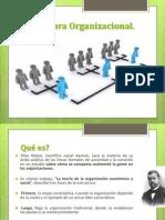 Estructura Organizacional - Copia
