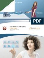 SmartBus Home Automation 2012 Product Catalogue (en)6.3