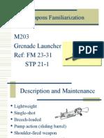 m203-familiarization
