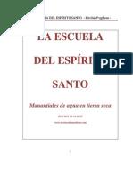 Book La Escuela Del Espiritu Santo