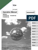manual de operación fvxs25-35-50fv1b
