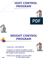 army-weight-control-progr