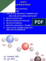 Konsep Ikatan Kimia