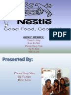 nestle pakistan pestle analysis Nestle pakistan limited (nestle) - financial and strategic swot analysis review sector publishing intelligence limited (spi) has been marketing business and market.
