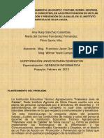 diapositivas especialización arsc