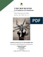 LOUISE BOURGEOIS ///// ART