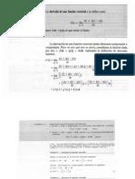 Derivadas de Funciones Vectoriales