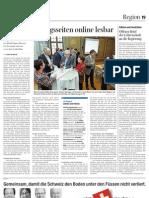 Schaffhausener Nachrichten