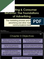 Consumer Behavior as Foundation for Advertising