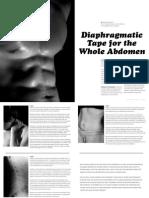 Diaphragmatic Kinesiotape