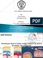 Refrat Trauamtik Subdural Hematoma (SDH )