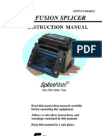 FSM-11S SpliceMate Manual