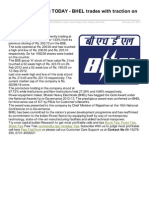 Capitalbuilderstocktips.blogspot.in-bSE STOCK NEWS TODAY BHEL Trades With Traction on the Bourses